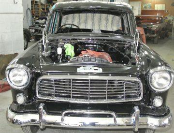 Classic car restoration australia