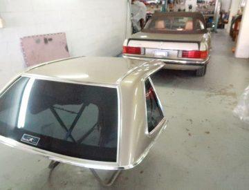 Classic Mercedes Restoration