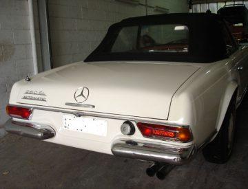 car restoration paint