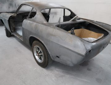 Classic car restoration Sydney